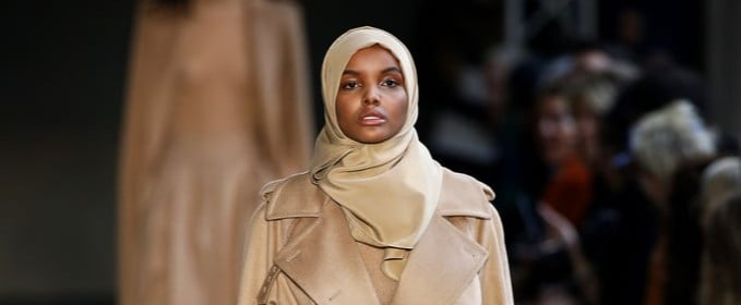 Halima Aden Modanisa Fashion Collection