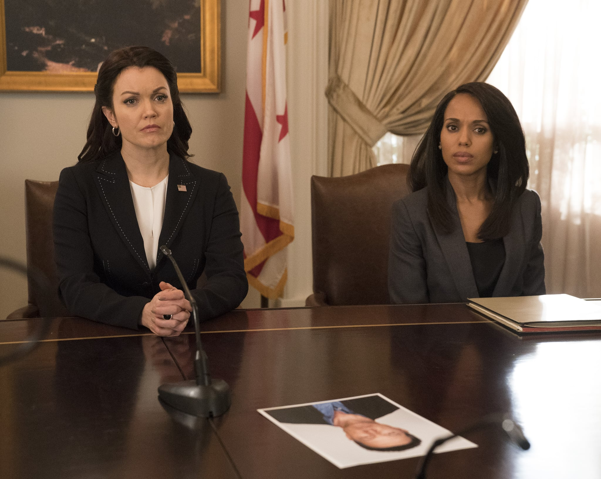 scandal series finale details popsugar entertainment