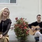 Dove Cameron Live-Debuts Song