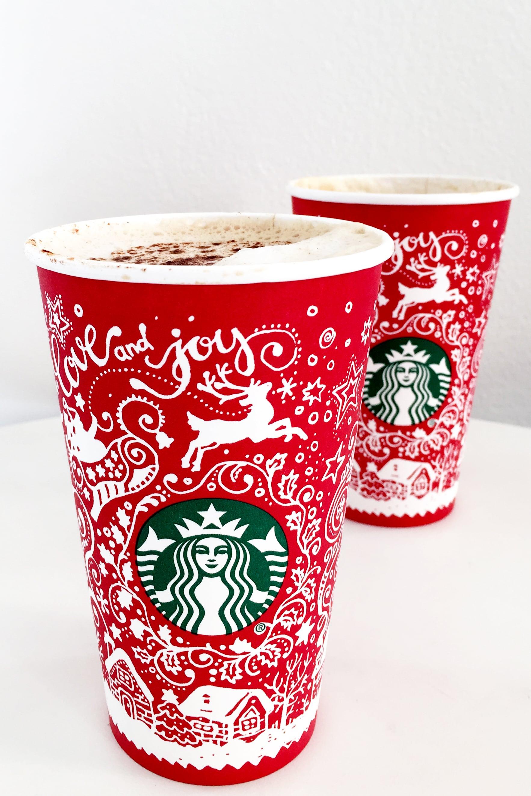 Starbucks Snickerdoodle Hot Cocoa Review | POPSUGAR Food
