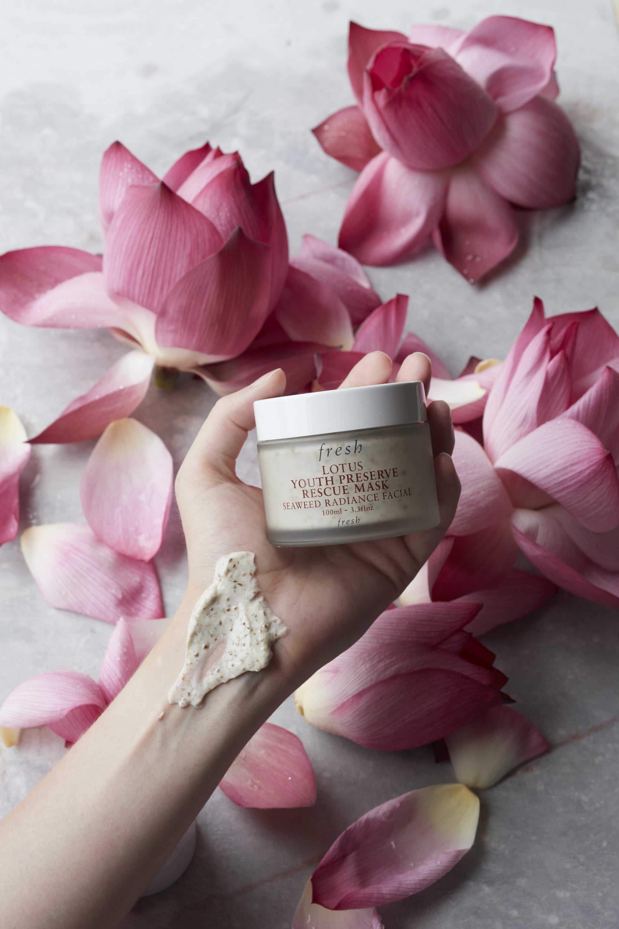 Fresh Beauty Lotus Youth Preserve Rescue Mask Review Popsugar Beauty