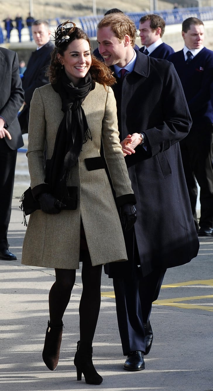 February 2011 Easing Into Royal Duty Prince William And