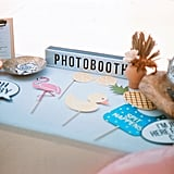 Photobooth With Props