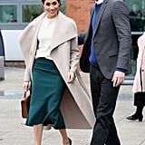 Meghan Markle and Prince Harry Matching Outfits