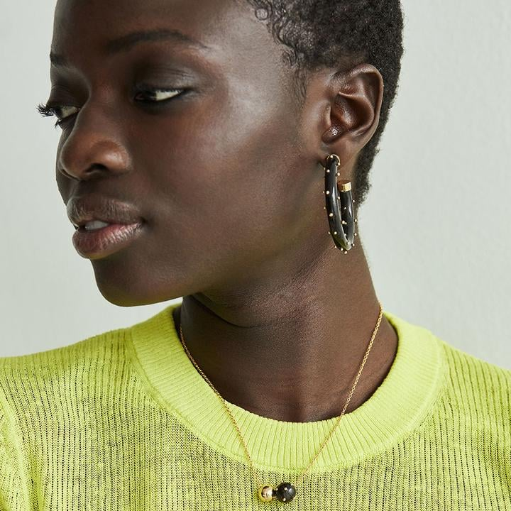 Soko Hai Hoop Earrings