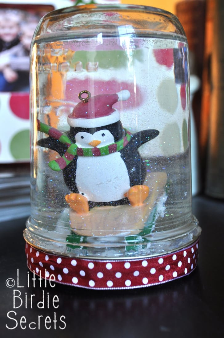 S And B Filters >> DIY Snow Globe | DIY Christmas Decorations Kids Will Love | POPSUGAR Moms Photo 3