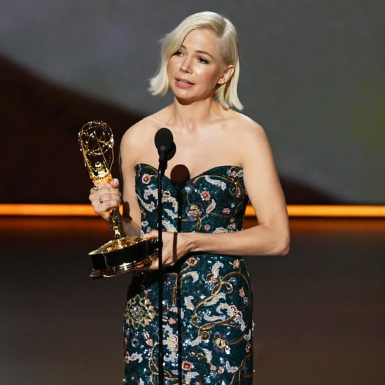 Michelle Williams's Emmys Acceptance Speech Video 2019