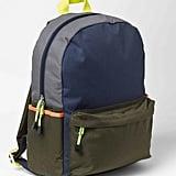 Mini Boden Colourblock Backpack