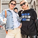 Hailey Baldwin and Kendall Jenner Lie Detector Test Video