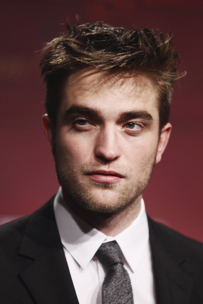 Robert Pattinson at the Breaking Dawn Part 1 premiere in Germany.