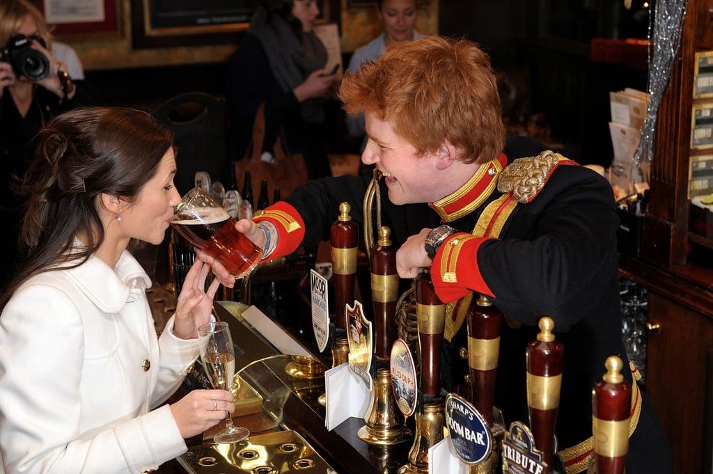 Harry dating pippa