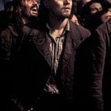 Leonardo DiCaprio as Amsterdam Vallon