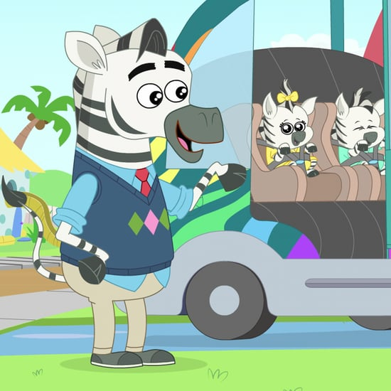 Netflix's Chip & Potato Series Introduces Two Zebra Dads