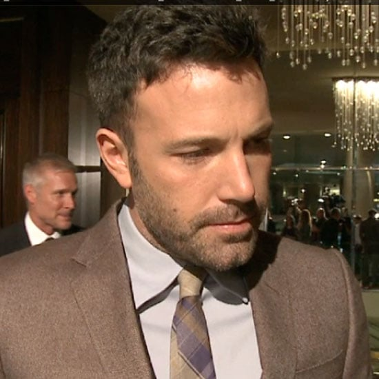 """Interview: Ben Affleck Says He's """"Insecure"""" 