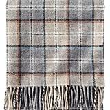 Pendleton Plaid Wool Throw