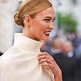 Karlie Kloss Cut Her Dress at Met Gala 2016