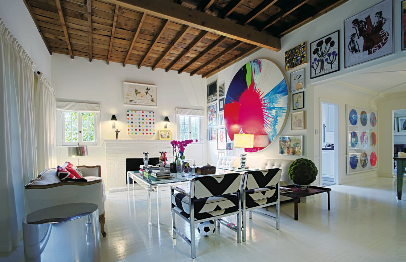 Photos Of Assoulines American Fashion Designers At Home Book - Designers home