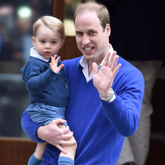 Prince William Talking About Princess Diana as a Grandmother