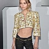 She Kills the Effortlessly Chic Look Wearing Chanel