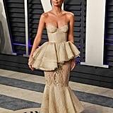 Emily Ratajkowski 2019 Oscars Afterparty Dress