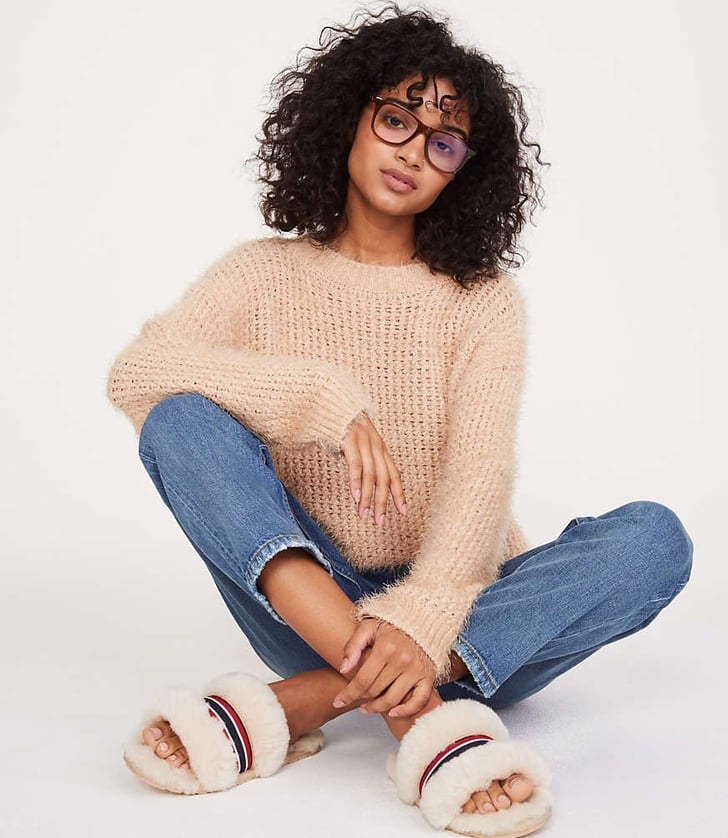 16 Neutral Sweaters You'll Wear Over and Over (and Over) Again This Fall