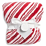 Candy Cane Throw