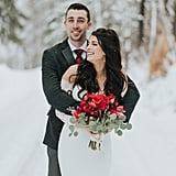 Winter Wedding in Vermont