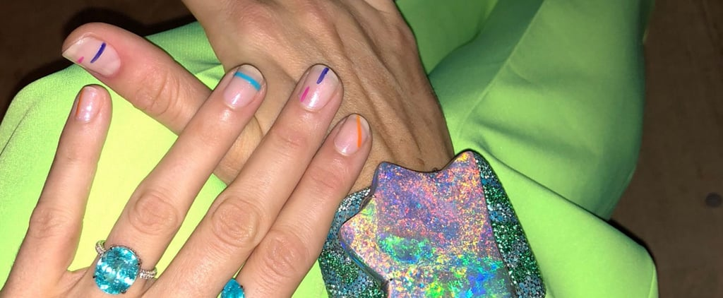 Blake Lively's Red Carpet Nails