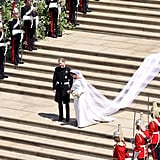 The Plan Had Always Been For Him to Walk Meghan Down the Aisle