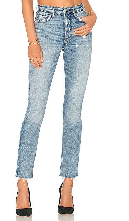 GRLFRND x Revolve Karlina High-Rise Skinny Jean