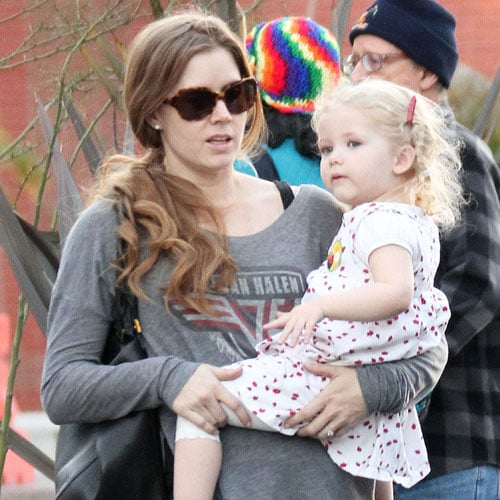 Amy Adams With Daughter Aviana in LA | Pictures