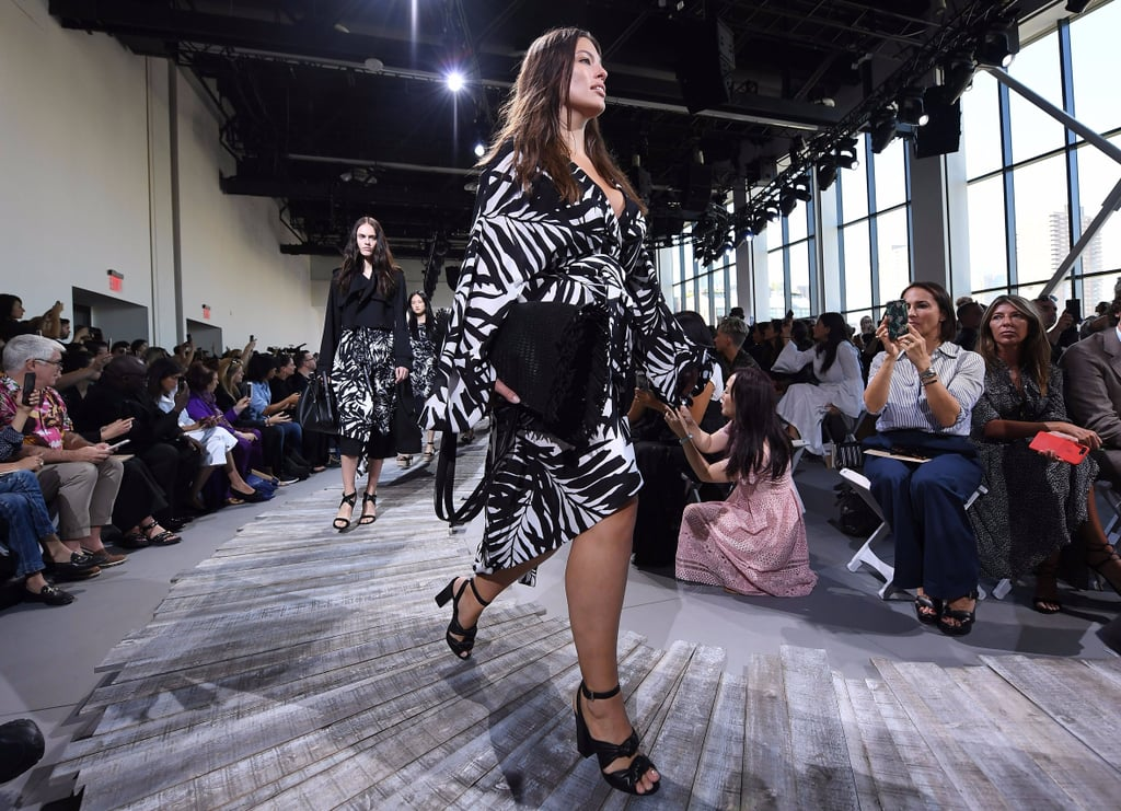The Most Empowering, Hard-Working Model at Fashion Week Isn't a Size 0 — Finally