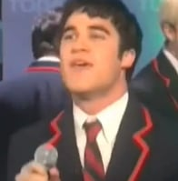 "Darren Criss and The Warblers Perform ""Hey, Soul Sister"" on The Today Show"