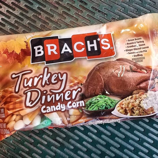 Turkey-Dinner-Flavored Candy Corn Exists, Thanks to Brach's