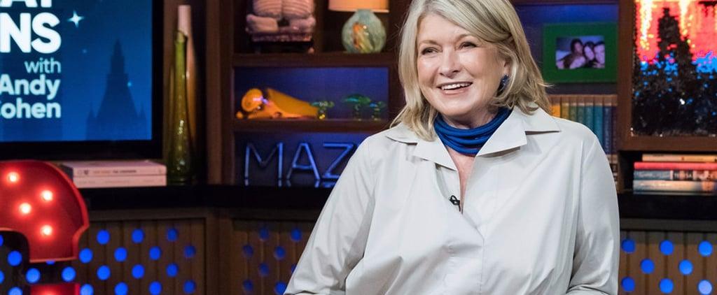 Martha Stewart Confirms What We Already Knew About Pumpkin Spice
