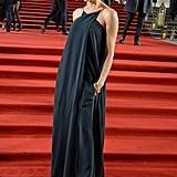 ديفيد وفيكتوريا بيكهام في حفل جوائز الأزياء البريطانيّة