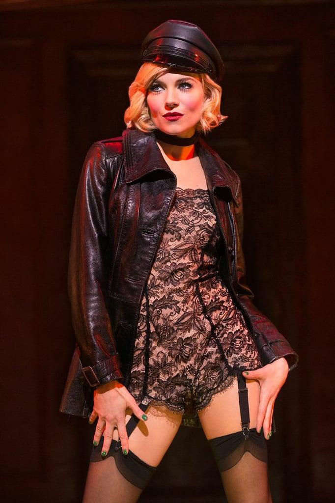 Sienna Miller Hair Cabaret