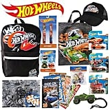 Hot Wheels Showbag ($26) Includes:  Slap band  3 Hot Wheels cars  Torch