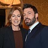 Ben Affleck and Kathryn Bigelow chatted at the AFI Awards after learning that they were both passed over for an Oscar nomination for best director.