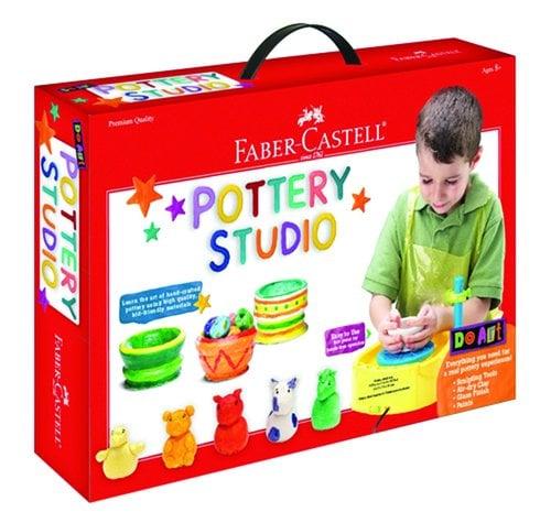 Mini Pottery Studio