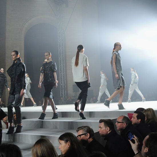 Pictures & Review Alexander Wang Fall NYfashion week show