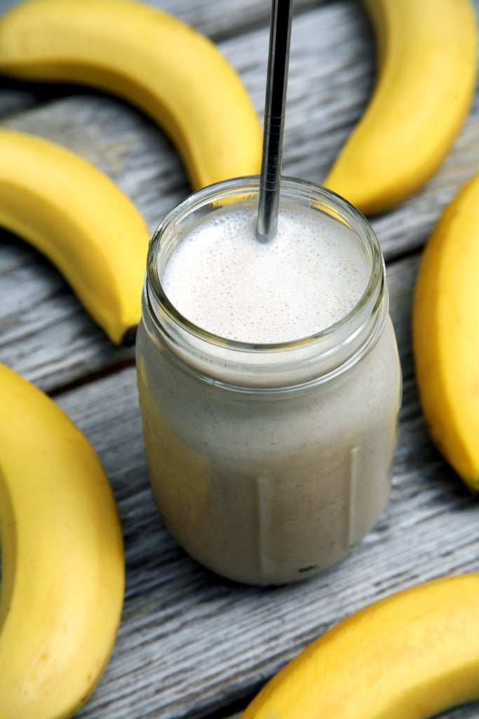 Banana Milkshake Smoothie