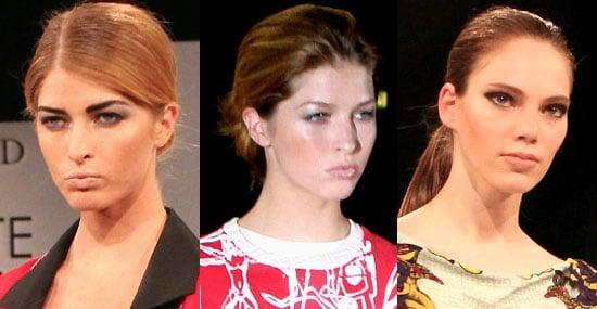 Graduate Fashion Week Hairstyles