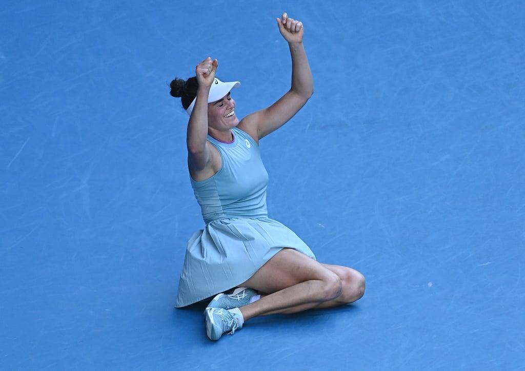 Who Is Tennis Player Jennifer Brady?