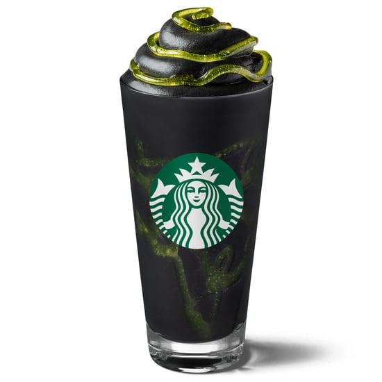Starbucks Phantom Frappuccino Details