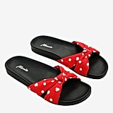 Disney Minnie Mouse Polka Dot Sandals