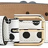 Dolce & Gabbana Polka Dot Belt