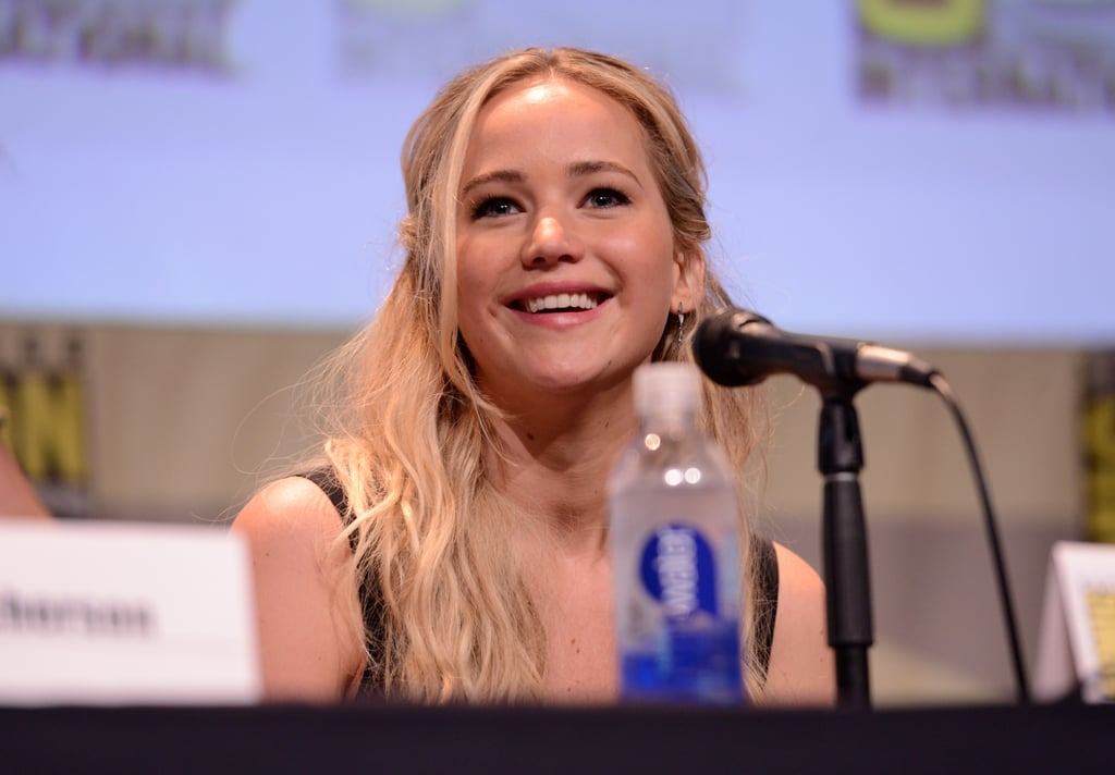 8 Reasons Jennifer Lawrence Is the Funniest Person at Comic-Con