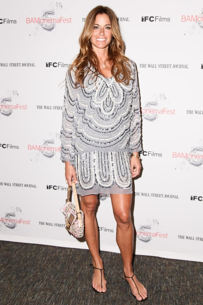 Kelly Bensimon at the BAMcinemaFest and The Cinema Society's opening night premiere of Ain't Them Bodies Saints in Brooklyn. Source: Benjamin Lozovsky/BFAnyc.com