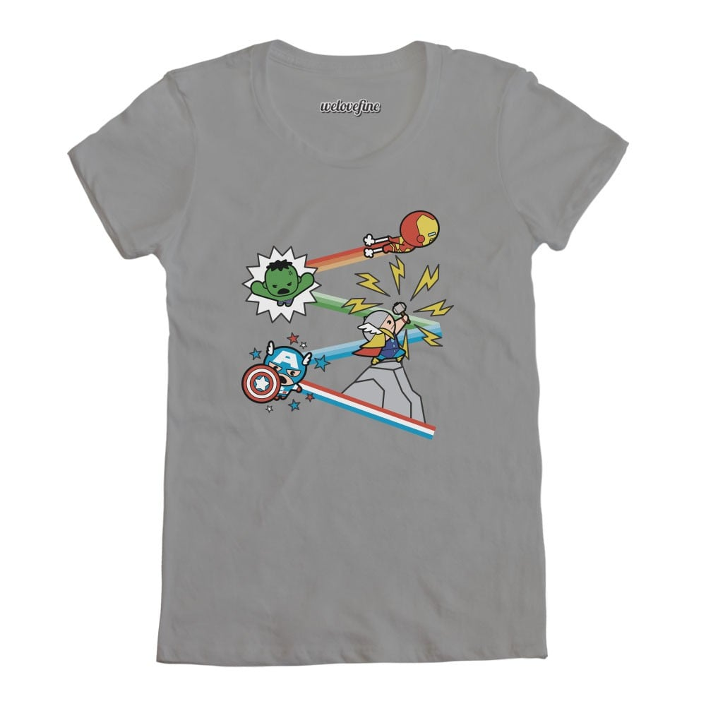 Avengers assemble — into one t-shirt ($25).